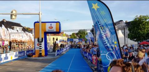 persoonlijke-ervaringen - EK Triathlon Weert 2019 11 - UHTT-ers Charles en Vincent genieten op EK Triathlon in Weert - Vincent, raceverslag, Olympische Afstand, EK Weert, Charles, Age group