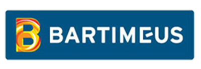 - Logo Bartimeus UHTT Partner - Triathlon op de Utrechtse Heuvelrug -