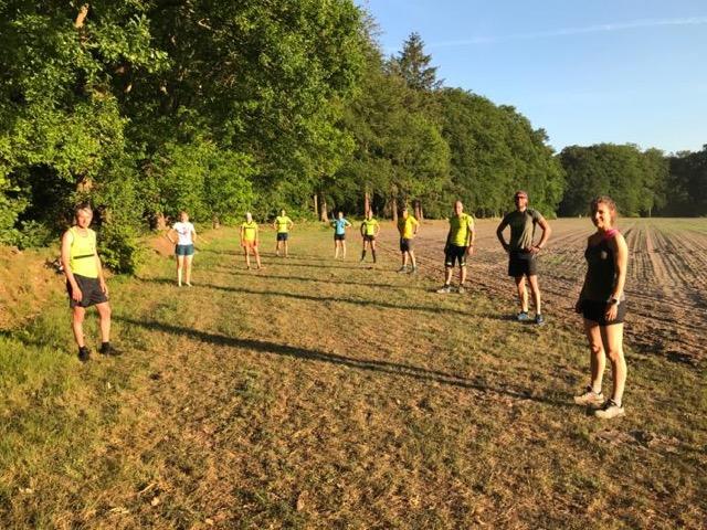 vereniging - Running 15 meter 2 - Trainingen worden op gepaste wijze weer opgestart! - Zwemmen, triathlon training, trainen, Hardlopen, Fietsen, COVID-19, Corona
