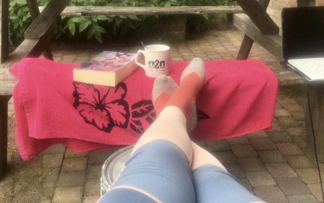 persoonlijke-ervaringen - StedentripXL Arch 2 ArcJacomina relax 1030x646 - Volg en moedig Jacomina aan tijdens haar 'Stedentrip XL': een triathlon van Londen naar Parijs - Stedentrip XL, Jacomina Eijkelboom, Enduroman, Arch2Arc
