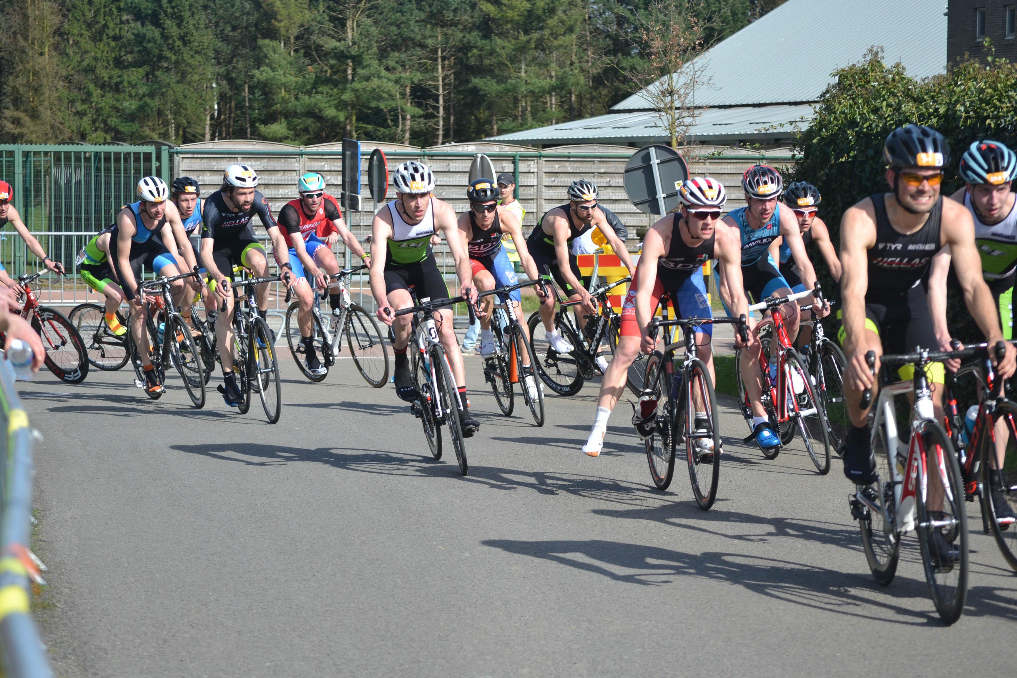 competitie - UHTT Run Bike Run Team Geel 1 - UHTT Run Bike Run Team verrassend 11e in Challenge Duathlon Geel - raceverslag, Nederland, Hardlopen, Fietsen, competitie, 2018