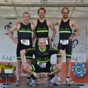vereniging - UHTT Run Bike Run Team Geel Teamfoto 180x180 - Maar liefst 2 podium plaatsten bij de Keistad Triathlon 2017 - update, Nederland