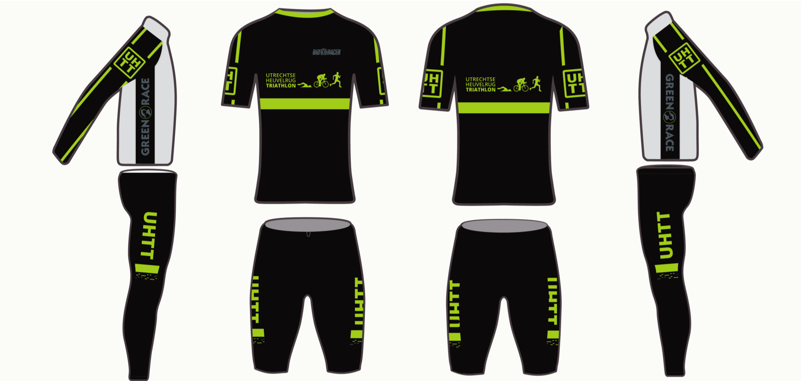 vereniging - UHTT Running gear - UHTT Kleding pakket: kom passen op maandag 22 januari 2018! - update, Planning, kleding, Agenda