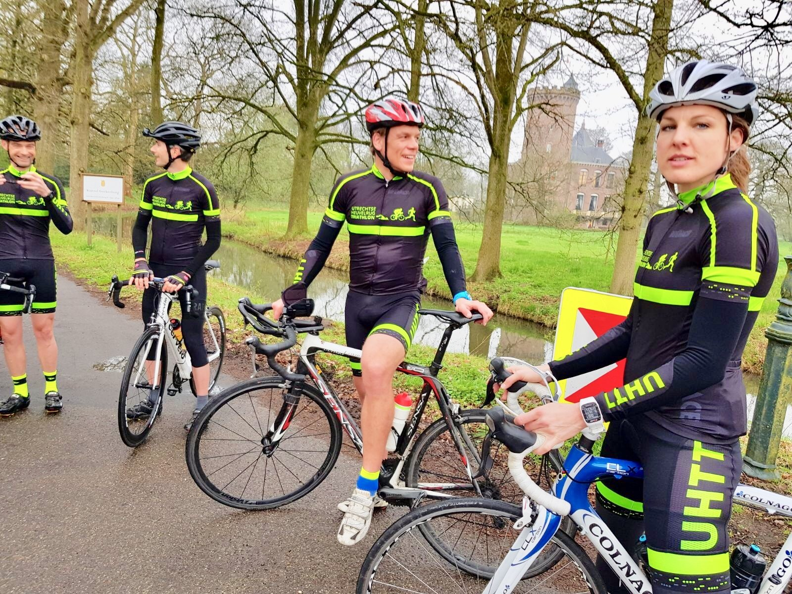 vereniging - UHTT Zomer fietstrainingen - Schema UHTT Lente- en Zomertrainingen bekend - Zwemmen, update, trainen, Planning, Hardlopen, Fietsen, Clinic, Body Boost, Agenda