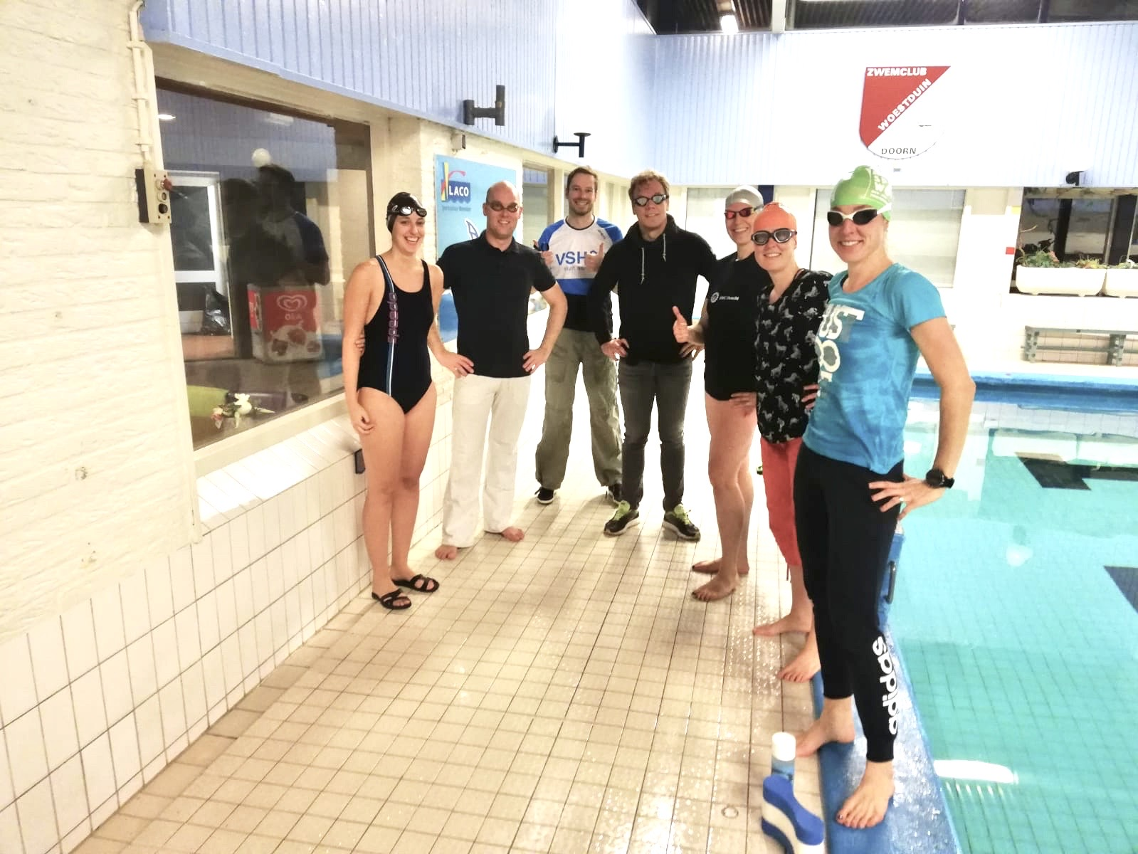 vereniging - UHTT reddend zwemmen clinic - Triathlon training in de herfst en winter bij UHTT: hoe doen we dat? - Zwemmen, winter, triathlon training, programma, MTB, Hardlopen, Fietsen