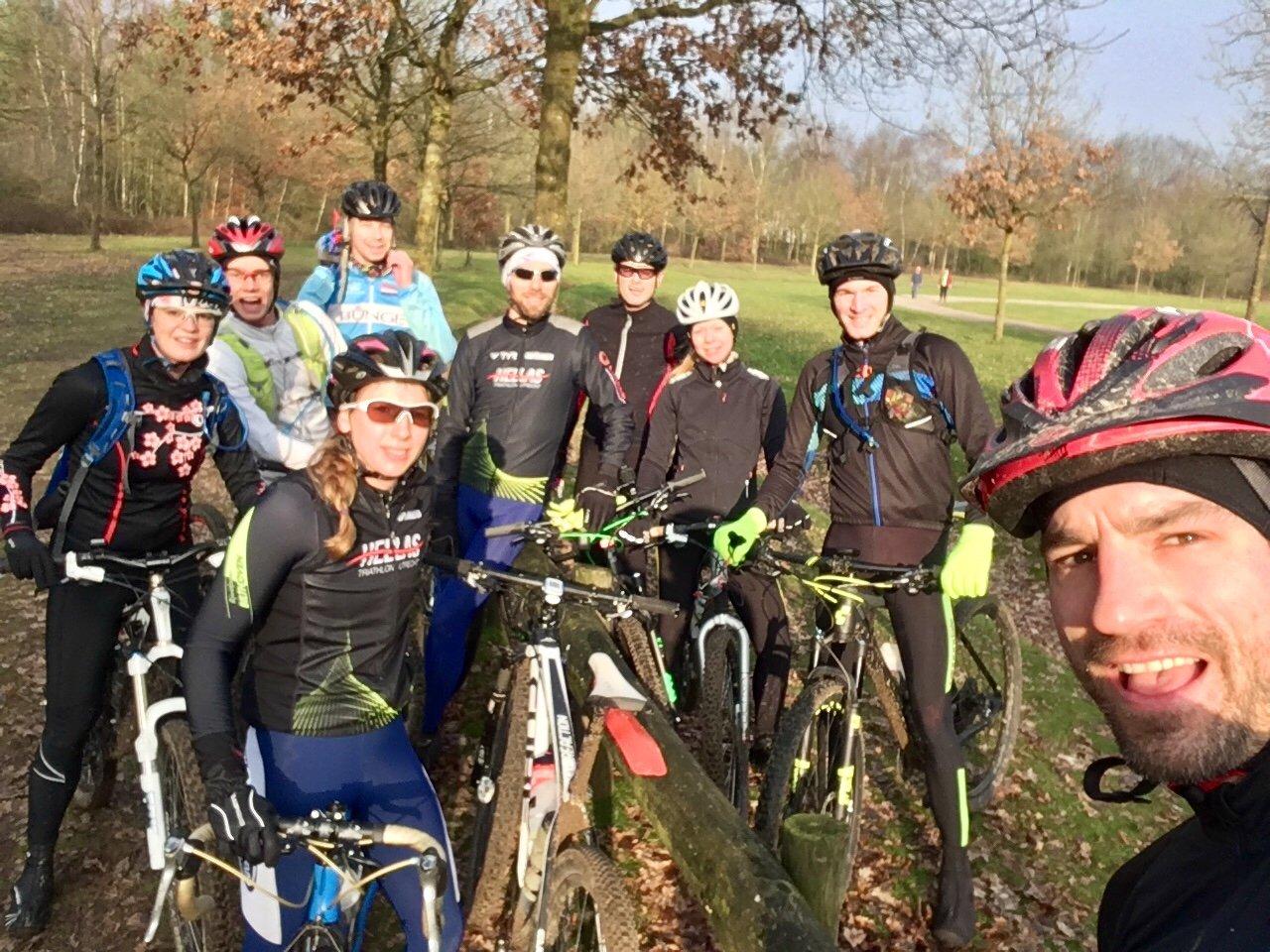 tips-tricks - UHTT training 1 - UHTT MTB Clinic 'Omhoog fietsen' ism Hellas Triathlon bij Kwintelooijen - trainen, MTB, Fietsen, crosstriathlon, Clinic