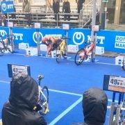 vereniging - WK Triathlon Rotterdam Wisselzone 180x180 - UHTT Jaarplanning vanaf nu eenvoudig in je eigen agenda - trainen, Planning, competitie, Agenda