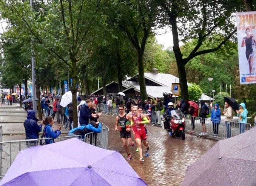 persoonlijke-ervaringen - WK Triathlon Rotterdam lopers - Inspiratie opdoen bij het WK Triathlon in Rotterdam - raceverslag, internationaal, competitie