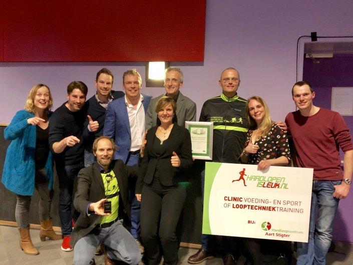 - sportvereniging van het jaar Utrechtse Heuvelrug Sportgala 705x529 - Nieuws -